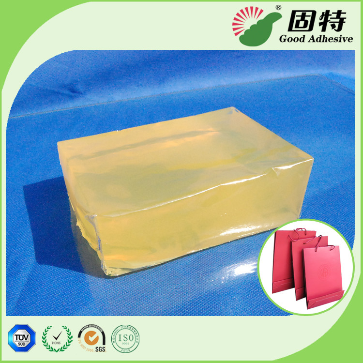 Block Handbag Bottom Adhesive Hot Melt Synthetic Polymer Resin
