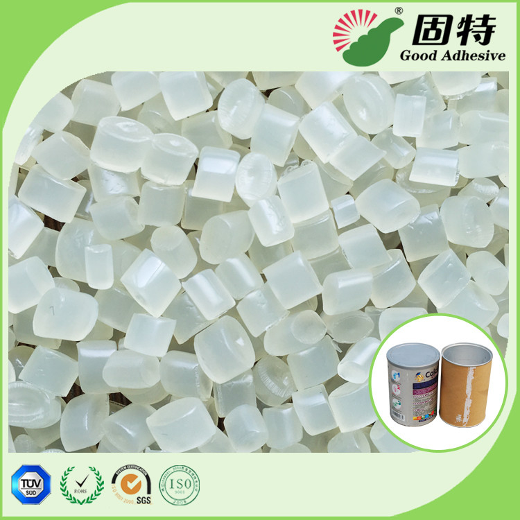 Excellent Adhesion Hot Melt Glue Pellets For Paper Jar Tin Labeling Packaging